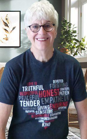 Love Is T-Shirt